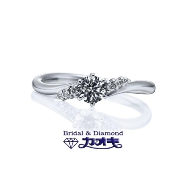 【カオキ ダイヤモンド専門卸直営店】kaoki kirameki 016