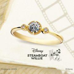 【Disney STEAMBOAT WILLIE(ディズニー スチームボートウィリー)】コベデット
