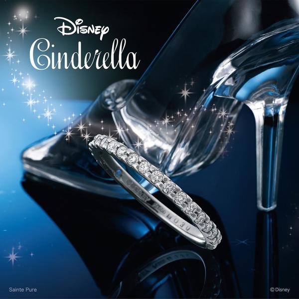 【Disney Cinderella(ディズニー シンデレラ)】Disneyシンデレラ Time of Destiny ~タイム・オブ・ディスティニー~【結婚指輪】