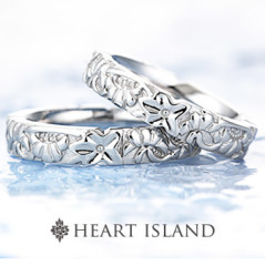 【HEART ISLAND(ハートアイランド)】Hibiscas[ハイビスカス]
