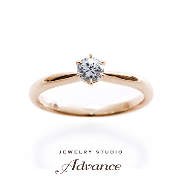 【JEWELRY STUDIO Advance(ジュエリースタジオアドバンス)】【Advance】Lien(リアン)『花嫁の憧れ 王道デザイン』
