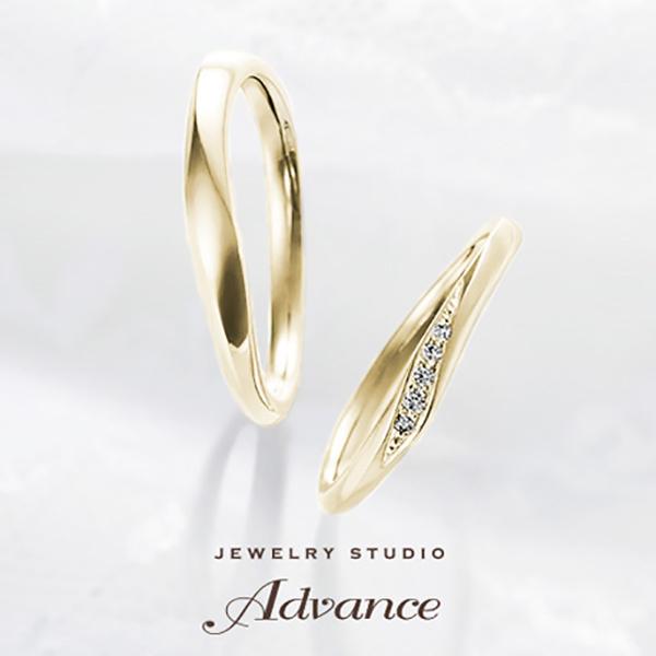 【JEWELRY STUDIO Advance(ジュエリースタジオアドバンス)】【Advance】Blanche(ブランシュ)『広島店限定デザイン』