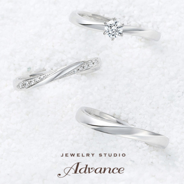 【JEWELRY STUDIO Advance(ジュエリースタジオアドバンス)】【Advance】Aqua(アクア)『純粋かつ無垢』
