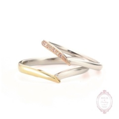 【COEUR D'OR(クゥドール)金沢 by BIJOUPIKO】【Milk&Strawberry】CHOUETTE-シュエット-