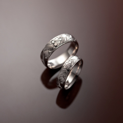 【COCCO(コッコ)】結婚指輪【5】