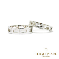 【TOKYO PEARL】Bonheur(ボヌール)|AM001M/AM001L