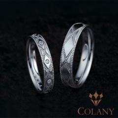 【着け心地のいい指輪専門店 harmony by COLANY】ナナカマド