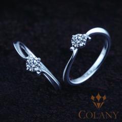 【着け心地のいい指輪専門店 harmony by COLANY】バラ