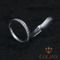 【着け心地のいい指輪専門店 harmony by COLANY】くるみ
