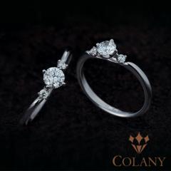 【着け心地のいい指輪専門店 harmony by COLANY】ナデシコ
