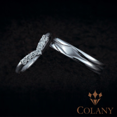 【着け心地のいい指輪専門店 harmony by COLANY】ヒイラギ