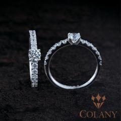 【着け心地のいい指輪専門店 harmony by COLANY】カサブランカ