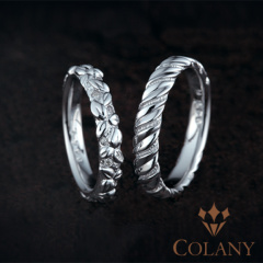 【着け心地のいい指輪専門店 harmony by COLANY】ブルーベリー