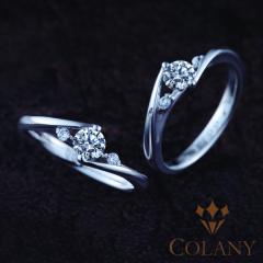 【着け心地のいい指輪専門店 harmony by COLANY】フリージア