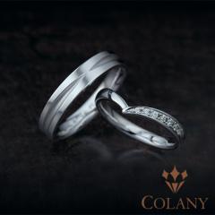 【着け心地のいい指輪専門店 harmony by COLANY】オリーブ