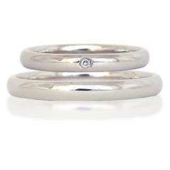 【SIND BAD(シンドバット)】プラチナ結婚指輪【2本10万円以内】