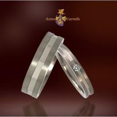 【SIND BAD(シンドバット)】結婚指輪【鍛造リング】1本10万円以内~!幅違いも可能・素材も選べる鍛造のリング
