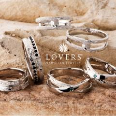 【LOVERS(ラバーズ)】クロスリング