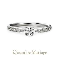 【Quand de Mariage(クワンドゥマリアージュ)】ラ タシェ【La tache:繋がる想い】