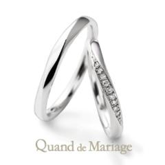 【Quand de Mariage(クワンドゥマリアージュ)】ドゥ ブリーズ【Doux brise:暖かい風】