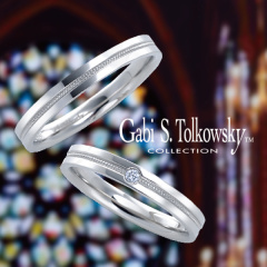 【Gabi Tolkowsky(ガビ・トルコフスキー)】Liege-リエージュ-