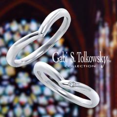 【Gabi Tolkowsky(ガビ・トルコフスキー)】Brussel-ブリュッセル-