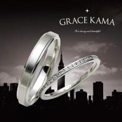 【GraceKama(グレースカーマ)】Lrvine L.A