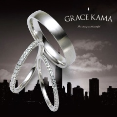 【GraceKama(グレースカーマ)】Hollywood L.A
