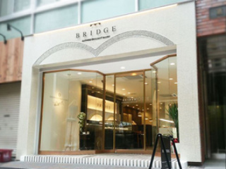 【infinitylove直営店】BRIDGE Antwerp Brilliant GALLERY GINZA