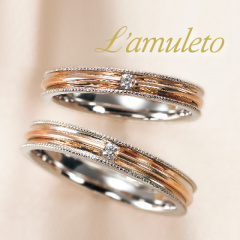 【L'amuleto(ラムレート)】Gloria 【グロリア】