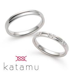 【Katamu(カタム)】淙々  【そうそう】 清らかな水の流れのように輝きながら笑いながら