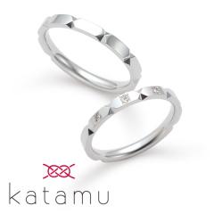 【Katamu(カタム)】折り紙 【おりがみ】 これからも一緒に ていねいに幸せを折り重ねてゆく