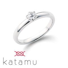 【Katamu(カタム)】春光 【しゅんこう】 ふたりで過ごす時間は 春の光のようにあたたかく