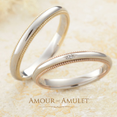 【ATSUTA(アツタ)】AMOUR AMULET FLEUR