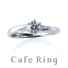 【RUNOA(ルノア)】【プラージュ デュー】重ねづけも美しいエレガントな婚約指輪