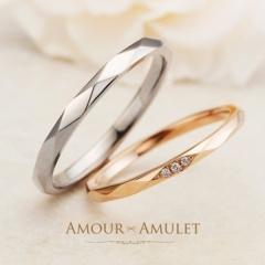 【JEWEL SEVEN BRIDAL(ジュエルセブンブライダル)】AMOUR AMULET MILLE MERCIS