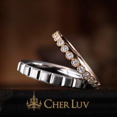 【JEWEL SEVEN BRIDAL(ジュエルセブンブライダル)】CHER LUV MUGUET