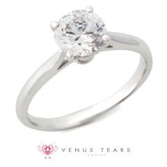 【VENUS TEARS(ヴィーナスティアーズ)】1ctダイヤ【P560-10】