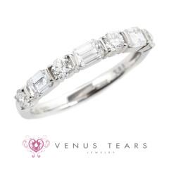 【VENUS TEARS(ヴィーナスティアーズ)】1ctダイヤ込価格Pt900【DDP501008SMD】
