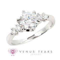 【VENUS TEARS(ヴィーナスティアーズ)】1ctダイヤ【P462-10】