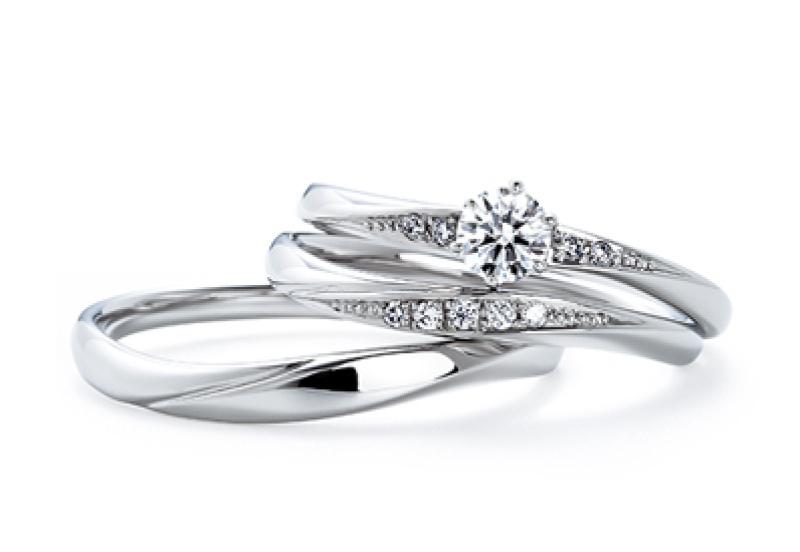 【1122 iifuufu bridal(いい夫婦ブライダル)】いい夫婦ブライダル/婚約指輪/No,3/IFE003-015