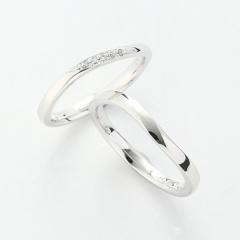 【パルテ熊本】〇*。肌になじみやすくシンプルなデザインが大人花嫁に人気!普段使いにも〇*。