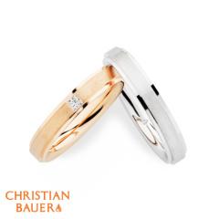 【kreis(クライス)】プリンセスカットのダイヤモンドが煌めく、ずっと色褪せることのない洗練された美しさが魅力。【241471_274004】