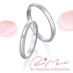 【troa accessories(トロアアクセサリーズ)】プチマリエ PM-43/PM-44 【鍛造製法】