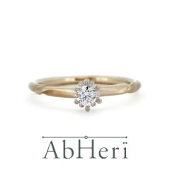 【troa accessories(トロアアクセサリーズ)】【東京ジュエリーメゾン*AbHeri】Eternal Rose