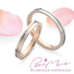 【troa accessories(トロアアクセサリーズ)】プチマリエ PM-47/PM-48 【鍛造製法】