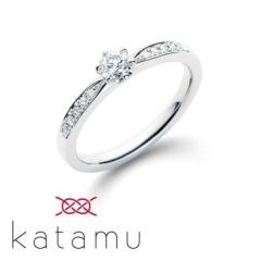 【IMPRESSION(インプレッション)】千幸 【ちゆき】 ふたつの人生が出会って生まれる たくさんの幸せ  婚約指輪