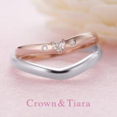 【Crown&Tiara(クラウン アンド ティアラ)】Crown&Tiara(クラウン&ティアラ) ピュア