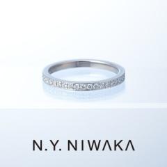 【N.Y.NIWAKA(ニューヨークニワカ)】FAITH YF02PtG/Pt