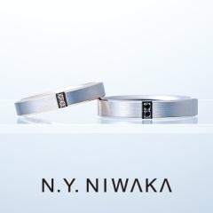 【N.Y.NIWAKA(ニューヨークニワカ)】HARMONY YW121,YW122KD